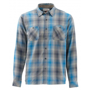 Simms Black's Ford LS Flannel Shirt 4546
