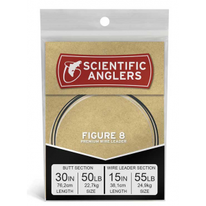 Scientific Anglers Figure 8 Leader 4570