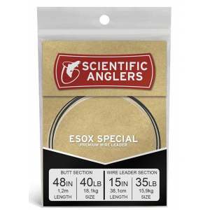Scientific Anglers Esox Special Premium Leader 4571