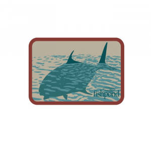 Fishpond Tailing Permit Sticker 4620
