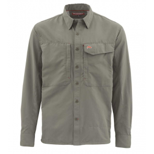 Simms Guide Solid LS Shirt 4643