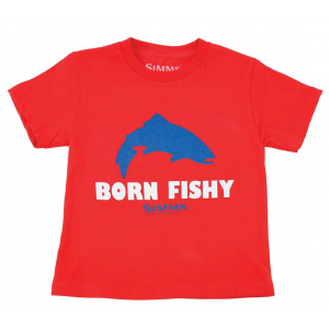 Simms Kids' Born Fishy Trout SS T 4665