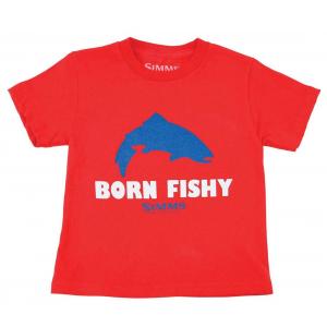 Simms Kids' Born Fishy Trout SS T 4665