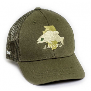 Rep Your Waters Illinois Smallmouth Hat 4676