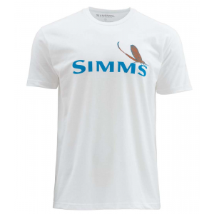 Simms Mayfly Logo Short-Sleeve T 4646