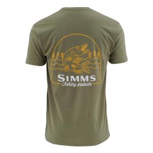 Simms Weekend Muskie SS T 4649