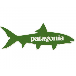 Patagonia Bonefish Sticker 4714