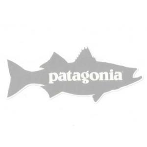 Patagonia Striped Bass Sticker 4715