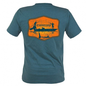 Fishpond Skiff T Shirt 4716