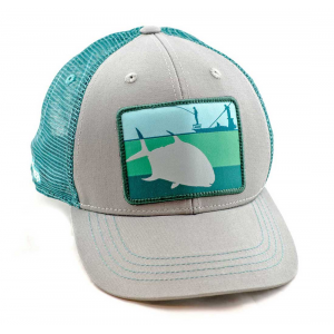 Rep Your Waters BTT Permit Collab Hat 4720