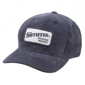 Simms Corduroy Classic Baseball Cap 4733