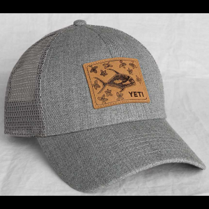 Yeti Permit in Mangroves Patch Trucker 4732