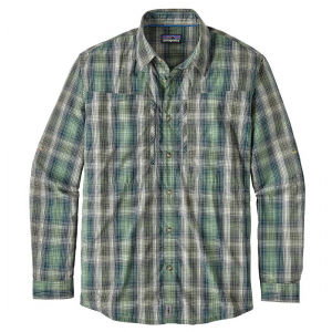 Patagonia M's LS Sun Stretch Shirt 4741