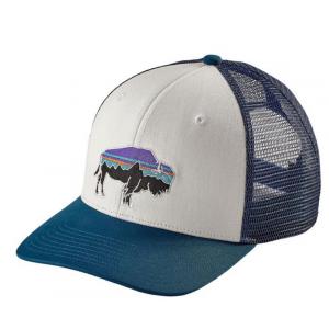 Patagonia Fitz Roy Bison Trucker Hat 4748