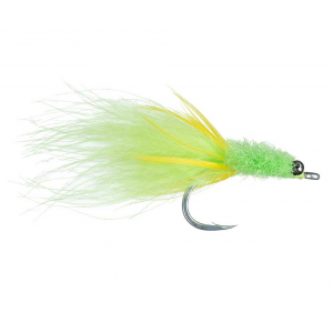 Beadchain Marabou Toad - Chartreuse 4791