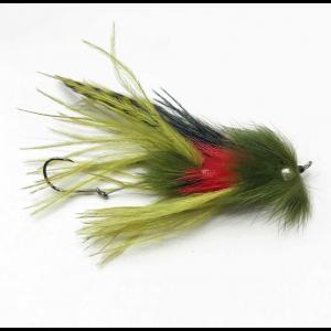 Fish Jewelry Olive 4794