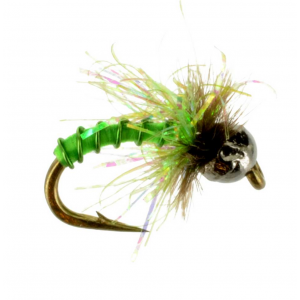 Halo Caddis Green 4854