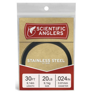 Scientific Anglers Stainless Steel Wire 4873