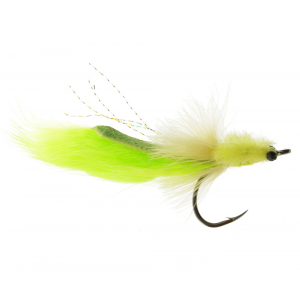 Tarpon Bunny Toad Light Chartreuse 4412