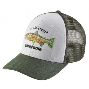 Patagonia World Trout Fishstitch Trucker 4879
