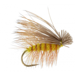 Yellow Elk Hair Caddis 4881