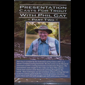 Presentation Casts For Trout With Phil Gay Part II 4906