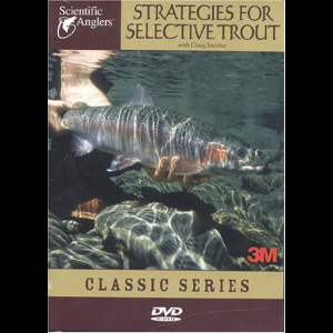 Strategies For Selective Trout w Doug Swisher 4907