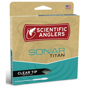 Scientific Anglers Sonar Titan Clear Tip Fly Line 4937