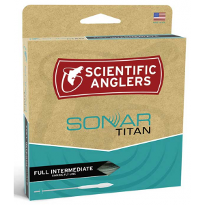 Scientific Anglers Sonar Titan Full Intermediate Fly Line 4938