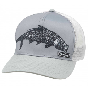Simms Flexfit Five Panel Trucket - Artist Series 4992