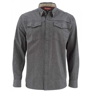 Simms Stillwater Chambray LS Shirt 4959