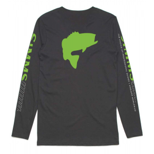 Simms Fast Bass LS T-Shirt 4988