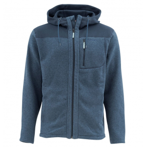 Simms Rivershed Hoody Full Zip 5048