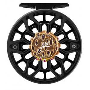 Abel SDF Black with Brown Trout Knob 5093