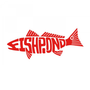 Fishpond Thermal Die Cut Sticker - Redfish 5099