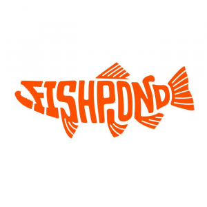 Fishpond Thermal Die Cut Sticker - Pescado 5098
