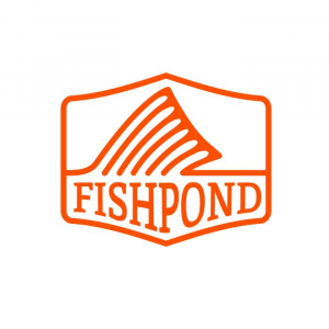 Fishpond Thermal Die Cut Sticker - Dorsal Fin 5100