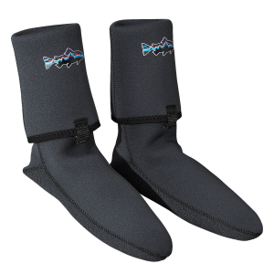 Patagonia Fly Fishing Neoprene Socks with Gravel Guard 4754