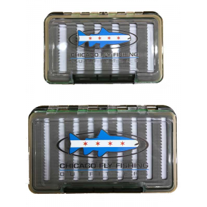 ChiFly Logo Waterproof  Fly Boxes 5158