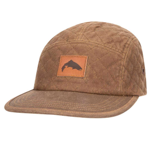 Simms Leather Patch Trucker 5217