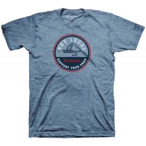 Simms Buy Local Tee Shirt 5246