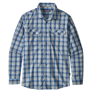 Patagonia Long-Sleeved High Moss Shirt 5258