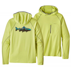 Patagonia Mens Sunshade Technical Hoody 5264
