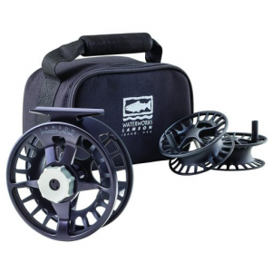 Lamson Remix 3 Pack Fly Fishing Reel and 2 Spools 5272