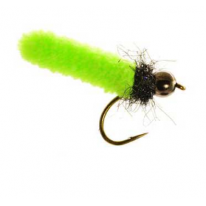 Mop Fly Brass Bead - Multiple colors 5287