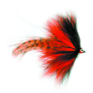 Pike-A-Bou Deceiver Black-Orange 5296