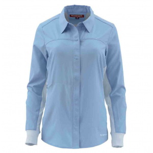 Simms Womens BiComp LS Shirt 5337