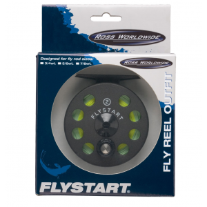 Ross Flystart Fly Reel Outfit 2524