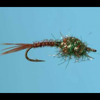 Robo Pheasant Tail - Natural