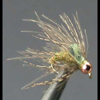 CDC Partridge Caddis - Multiple Colors